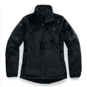 North Face Osito Black Fleece Jacket 🐻 M